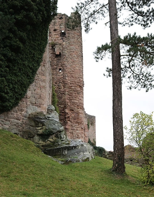 Schloss Hanstein